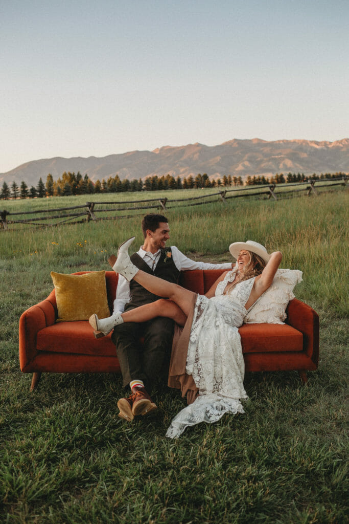 How to Plan a Montana Elopement